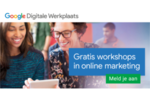 Google Digitale Werkplaats on tour!