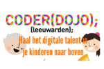 Coderdojo zaterdag 7 april